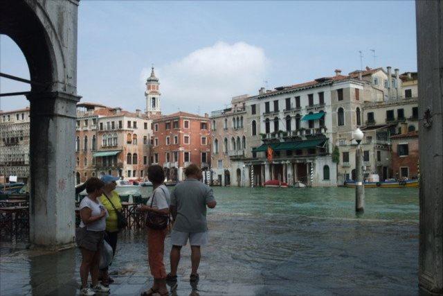 水没 ヴェネツィア ベネチアが水没の危機?地球温暖化で水の都が失われてしまうのか